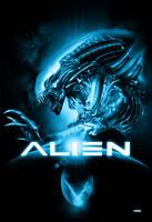 Alien poster by RobertoDS