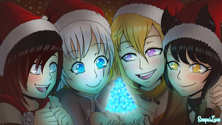 RWBY Christmas