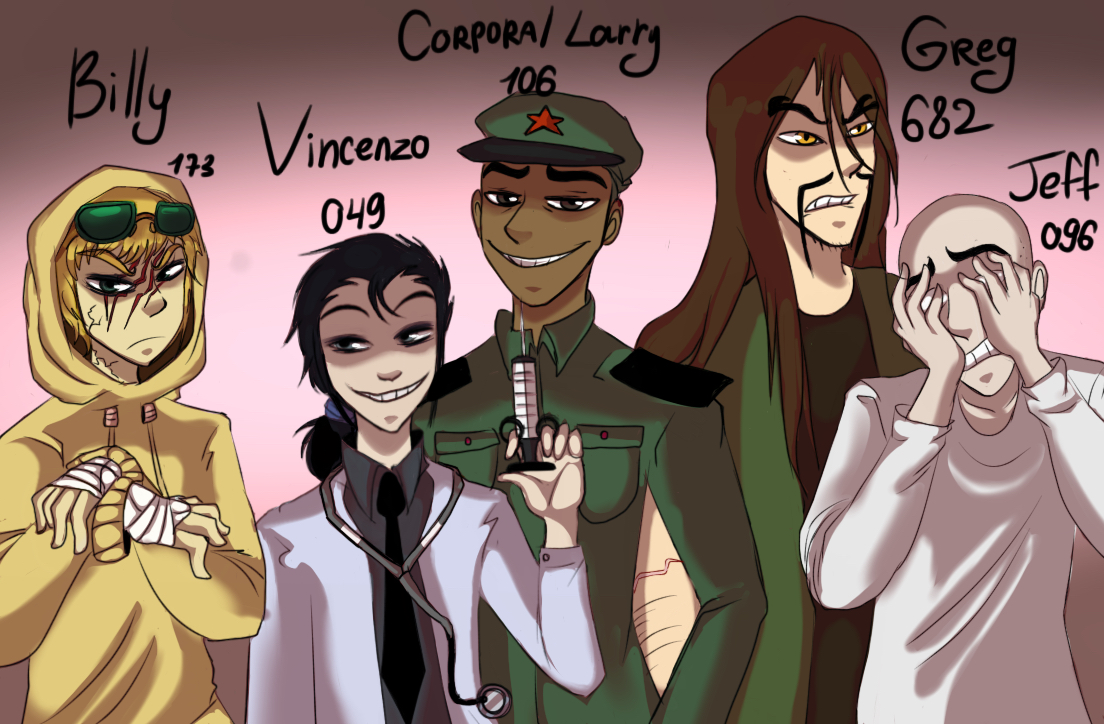 Must Be Terminated At All Costs By Lappystel On Deviantart