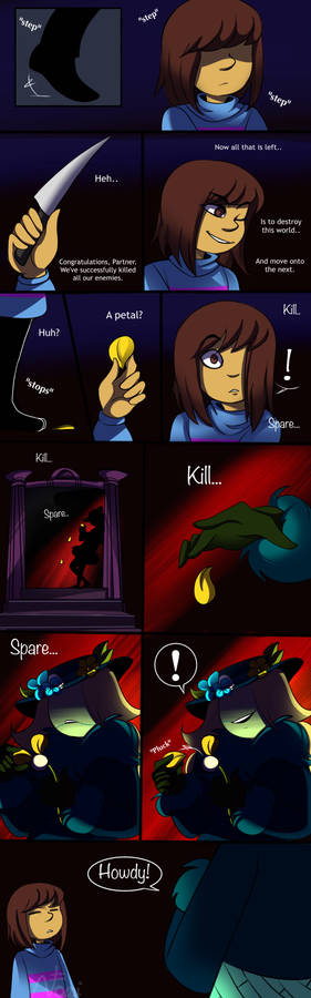 UT-Sneered the color blue Page 3