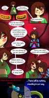 UT-Sneered the color blue Page 6