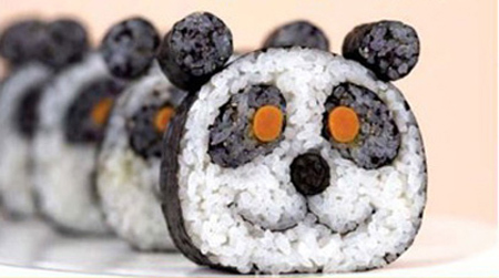 .:panda sushi:. by xShadowPandax