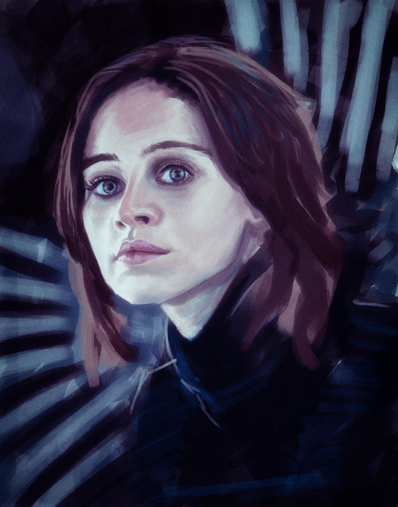 Rogue one study by lkr81