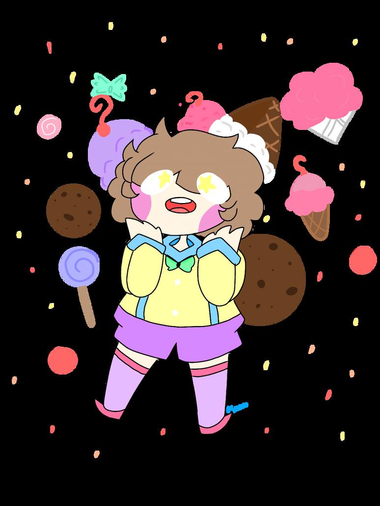 Candy Boy by IkenouDrawzz