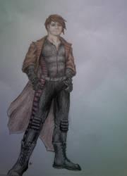 Got bored, drew a Gambit.