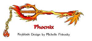 Phoenix Keyblade