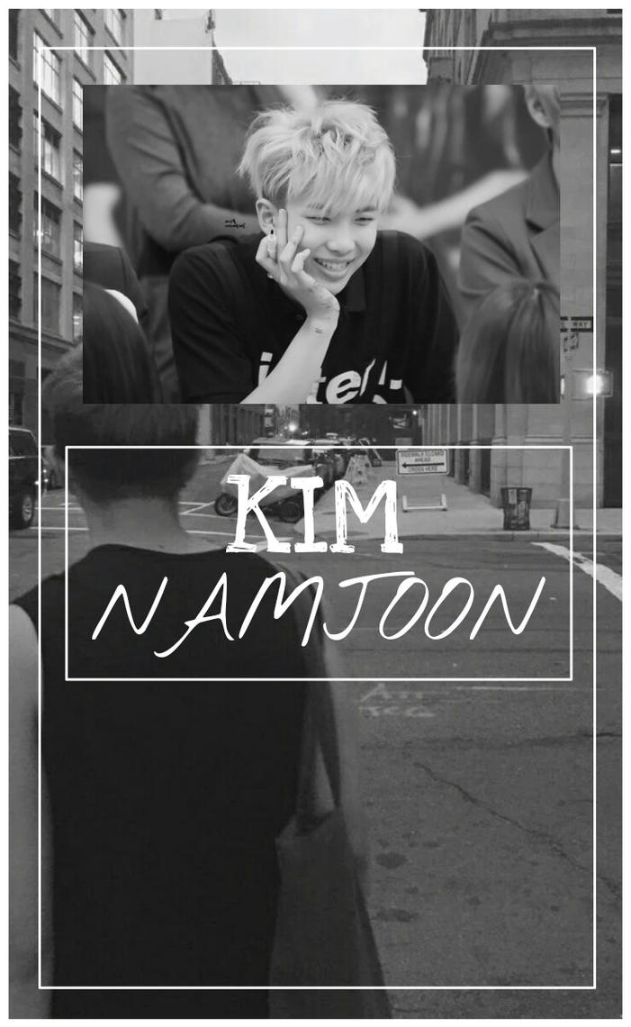 Bts Rap Monster Wallpaper Iphone Www Topsimages Com