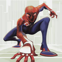 Spider-Man PS4 by assasincow102