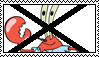 Anti Mr. Krabs Stamp by ArtRock15