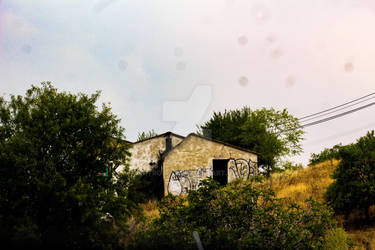 Abandoned House 1 by ArtRock15