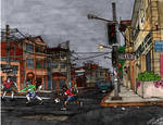 Street Football (Cardonia 1994)
