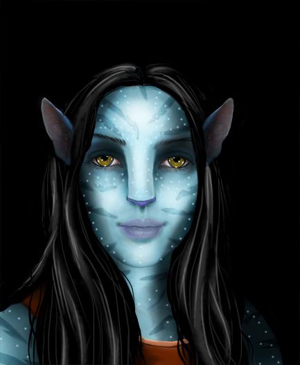 My Avatar by AngelTrent