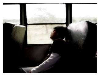 Passenger by Chente28