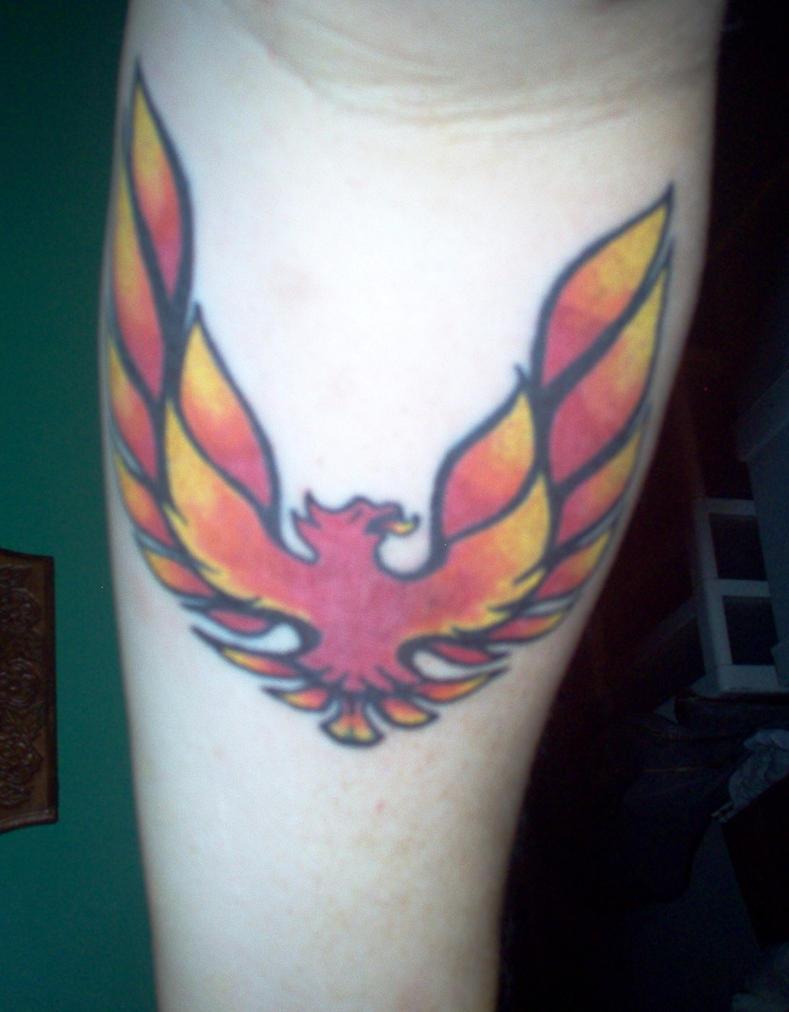 firebird tattoo by firebirdtomonaga on deviantart. Black Bedroom Furniture Sets. Home Design Ideas