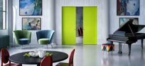 Evo pocket doors system for single and double door by runnersuk