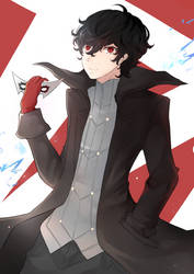 Persona 5 - Amamiya Ren