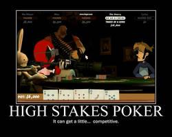 Poker Night MP by TheHumbleFellow