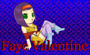 Faye Valentine Chibi by Incognito-77