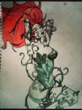 Poison Ivy by malloryjohnson15