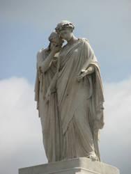 Mourning of Orpheus by Wonderdyke-Stock