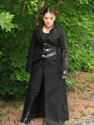 Rachel Goth VII by Wonderdyke-Stock