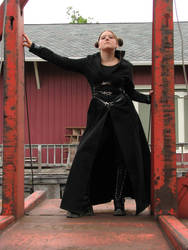 Rachel Goth XXV by Wonderdyke-Stock