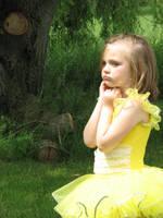 Young Girl XXIII by Wonderdyke-Stock