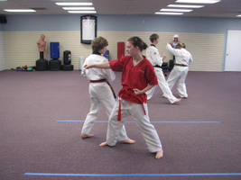Karate VI by Wonderdyke-Stock