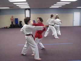 Karate VII by Wonderdyke-Stock