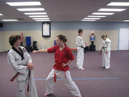 Karate IX by Wonderdyke-Stock