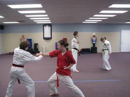 Karate X by Wonderdyke-Stock