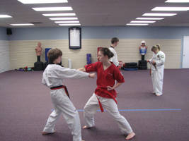 Karate XII by Wonderdyke-Stock
