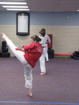 Karate XIII by Wonderdyke-Stock