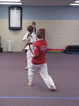 Karate XVI by Wonderdyke-Stock