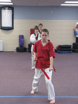 Karate XVII by Wonderdyke-Stock