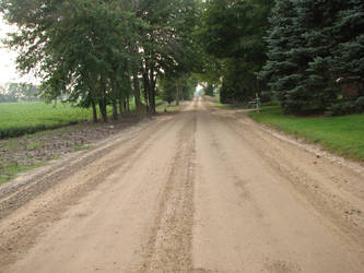 Dirt Road VI by Wonderdyke-Stock