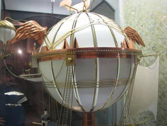 Da Vinci Machine by Wonderdyke-Stock