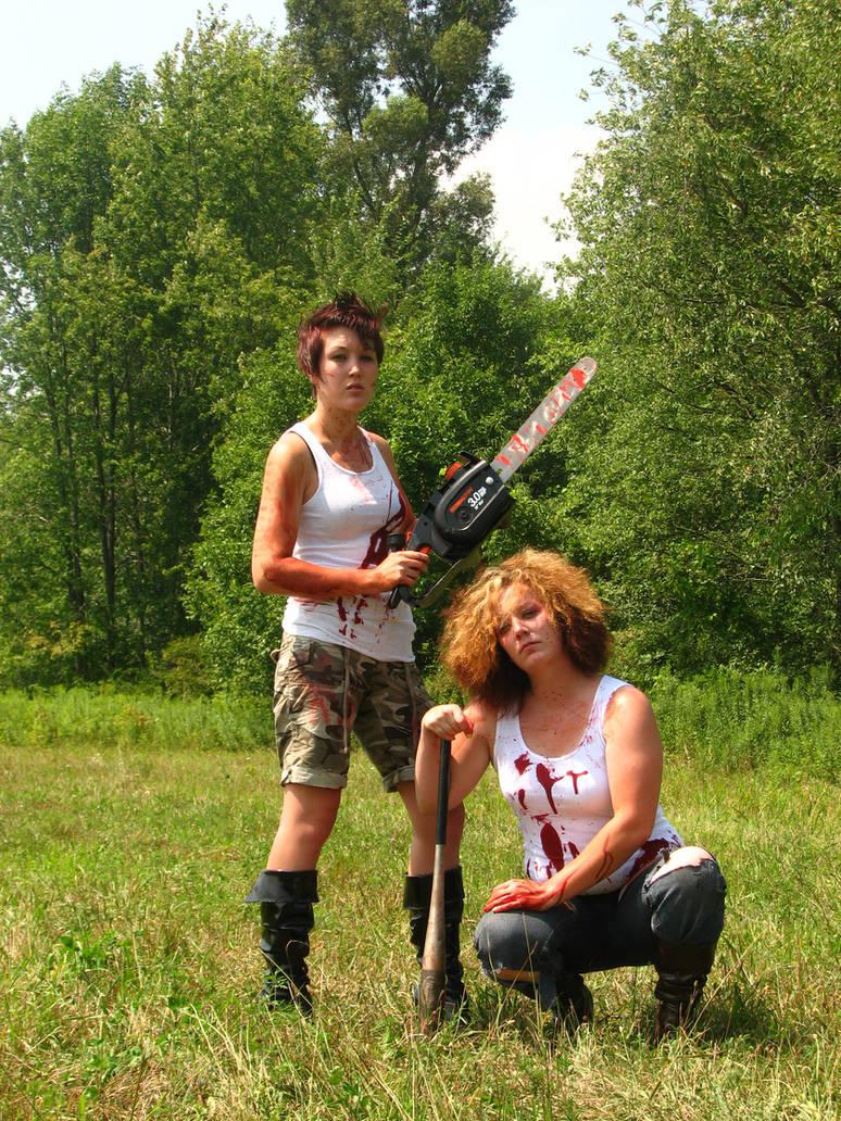 Death's Duo VII by Wonderdyke-Stock