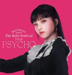 redvelvet - psycho - joy