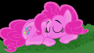 Sleeping Pinkie by GhostlySpiirits