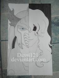For Sale - Masho Warlord Rajura Dais by Dassi121