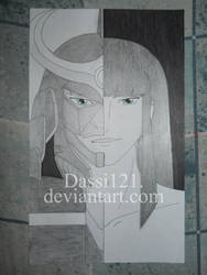 For Sale - Masho Warlord Shuten Shuten Doji Anubis by Dassi121