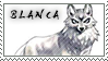 Blanca Stamp by InuCloud96