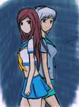 Katarina and Riven