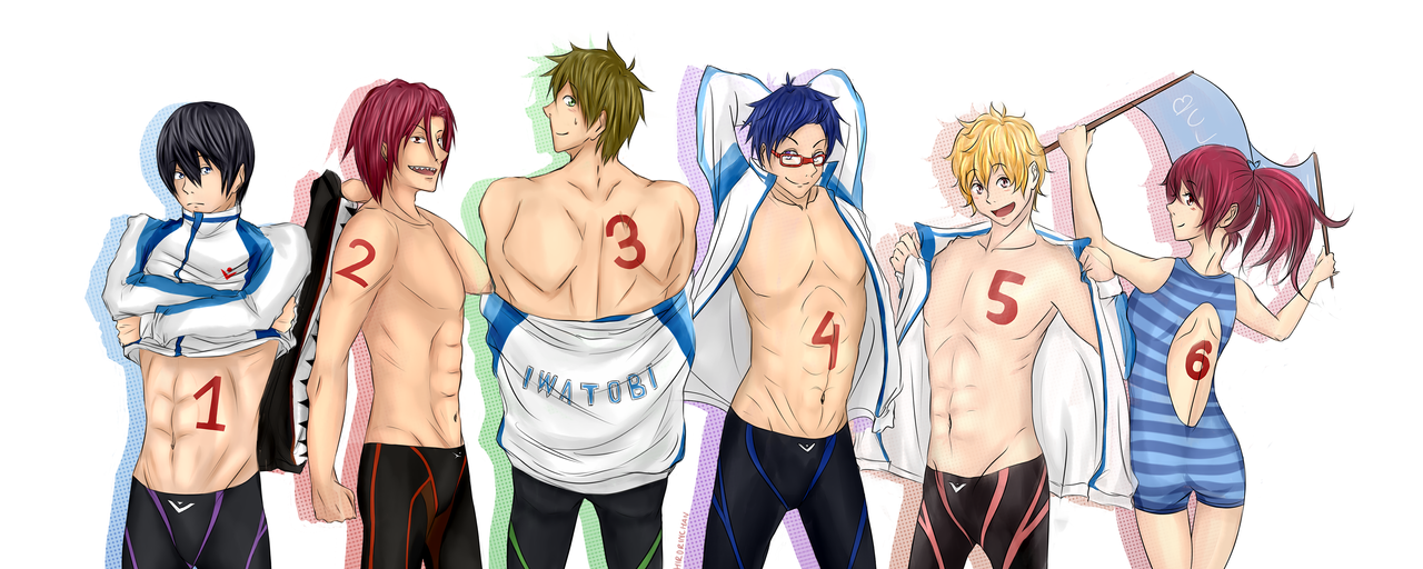 Countdown To 'Free -Eternal Summer-'~! By Hirorinchan On