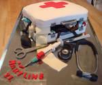 Emergency kit.