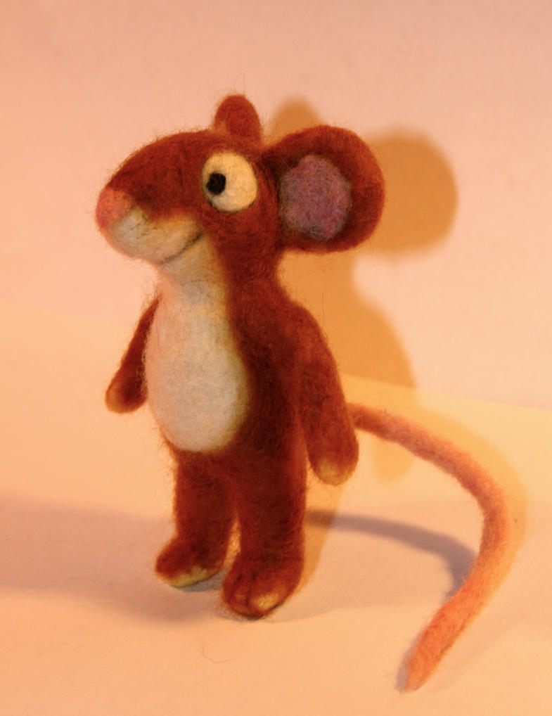 The little brown mouse by Shoshannah84