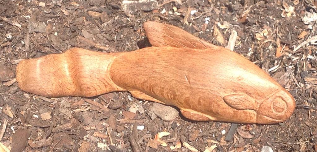 Driftwood fish. by Shoshannah84