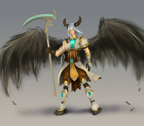 Fallen Angel Chronos