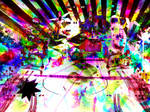 Inverted psychedelic Colors